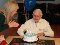 Birthday Cake Celebration