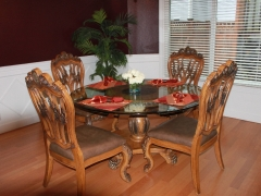 Dining Area for Residents and Family