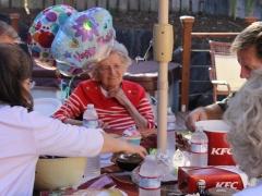 Outdoor Birthday Celebration