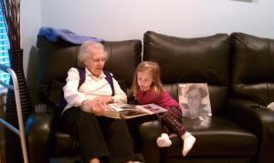 Resident Reading